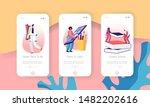 education knowledge mobile app... | Shutterstock .eps vector #1482202616