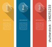 paper progress option workflow... | Shutterstock .eps vector #148251233