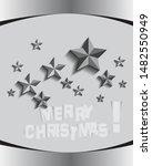 2020 merry christmas background ...   Shutterstock .eps vector #1482550949