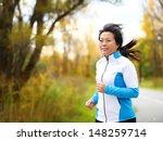 active woman in her 50s running ...   Shutterstock . vector #148259714