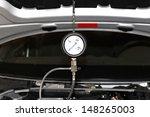 petrol engine automotive... | Shutterstock . vector #148265003