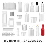 food packages and product... | Shutterstock .eps vector #1482801110