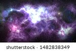 galaxy space.nebula  science... | Shutterstock . vector #1482838349