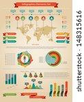 vector illustration of... | Shutterstock .eps vector #148315616