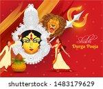 illustration of hindu... | Shutterstock .eps vector #1483179629
