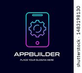 app builder vector template...