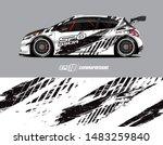 car graphic design concept....   Shutterstock .eps vector #1483259840