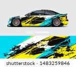car graphic design concept....   Shutterstock .eps vector #1483259846