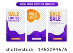 instagram social media... | Shutterstock .eps vector #1483294676