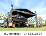 bandung  indonesia   28th march ... | Shutterstock . vector #1483313939