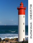Umhlanga  Lighthouse In Durban...