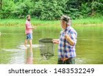 Fishing Freshwater Lake Pond...