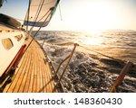 Yacht  Sailing Regatta.