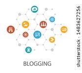 blogging presentation template  ...