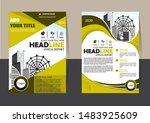 business abstract vector... | Shutterstock .eps vector #1483925609