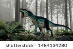 Allosaurus Prehistoric...