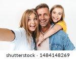 image of adorable caucasian...   Shutterstock . vector #1484148269