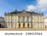 king christian vii palace ... | Shutterstock . vector #148415564