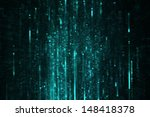 abstract science fiction sci fi ... | Shutterstock . vector #148418378