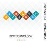 biotechnology  trendy ui...