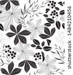 cute pattern of small flowers.... | Shutterstock .eps vector #1484210456