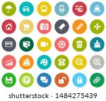 web design icons  graphic... | Shutterstock .eps vector #1484275439