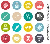 medical icons  health care... | Shutterstock .eps vector #1484276336