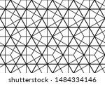 the geometric pattern with...   Shutterstock .eps vector #1484334146
