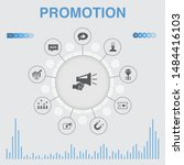 promotion  infographic with...