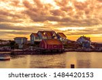 Peggy\'s Cove   Small Fishing...