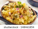 Homemade Yellow Potato Salad...
