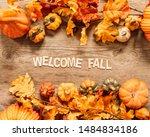 Beautiful Welcome Fall...