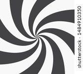 radial spiral rays background.... | Shutterstock .eps vector #1484910350