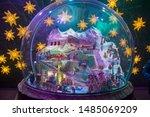 jungfraujoch  switzerland   jun ...   Shutterstock . vector #1485069209
