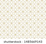 geometric abstract pattern...   Shutterstock .eps vector #1485669143