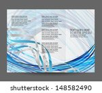 brochure design | Shutterstock .eps vector #148582490