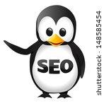 seo penguin | Shutterstock . vector #148585454