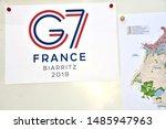 Biarritz  France   August 23 ...