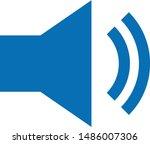 speaker sound icon logo symbol