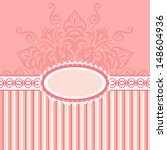 romantic background with...   Shutterstock .eps vector #148604936