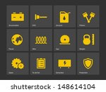 tools icons. vector...