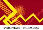 background modern futuristic...   Shutterstock .eps vector #1486257059