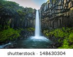 Svartifoss  Black Waterfall ...