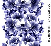 abstract elegance seamless...   Shutterstock .eps vector #1486328900