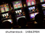 slot machines  las vegas  nevada