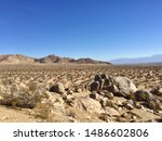 View Of Saddleback Butte With...