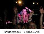 benicasim  spain   july 19  a... | Shutterstock . vector #148663646