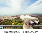 Binoculars For Sightseeing From ...