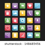 set of web icons 1