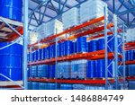 Chemical Storage Warehouse....